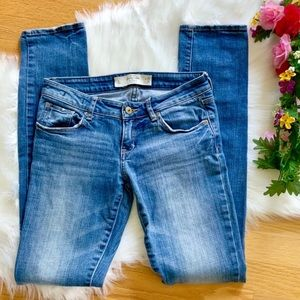 Straight-Leg Jeans by A & F